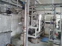 Chiller Pipeline Fabrication Work
