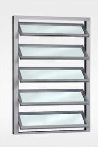 UPVC Ventilation Window