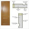 PVC Molded Door