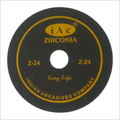 Zirconia Grinding Wheels