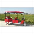 FRP E Rickshaw Roof