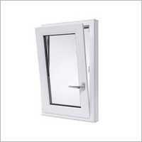 Aluminum Casement Upvc Window
