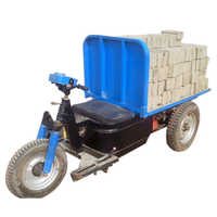 Auto Battery Brick Loading Carrier