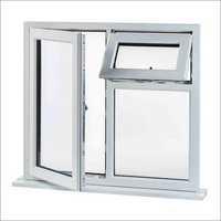Casement Upvc Glass Window