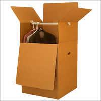 Wardrobe Corrugated Box