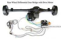 Battery Rickshaw Spare Parts