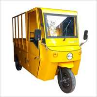 Electrical Commerical Rickshaw