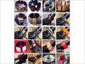 Horn-Resin Bracelets
