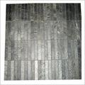 Silver Grey Linear Mosaic Tiles
