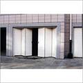 Industrial Sliding Folding Door