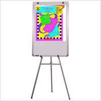 Flip Chart Board Upon Stand