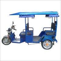 Battery Powered E Rickshaw