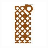 Fancy Designer MDF Grill Board