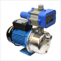 Heavy Duty Water Pump With Automatic Meter