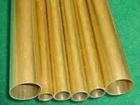 Admilatory Brass Tubes