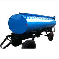 Mild Steel Water Tank Trolley