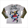 Edhardy Long Shirt