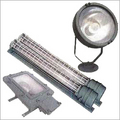Flameproof & Weather Proof Tube Light Fittings