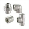 Duplex And Stainless Steel Socketweld Elbows