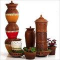Terracotta Decorative Pot With Lid