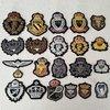 Embroidered Bullion Badge For Uniform