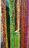 Industrial Multicolor Plastic Chain