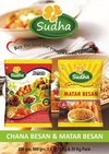 Sudha Matar Besan Packets