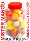 Mister Mango Pudding Jelly 10gm