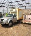 Heavy Duty Refrigerator Van