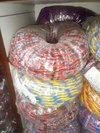 Multi Color Electrical PVC Wires
