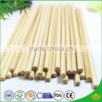 China Wholesale Thin Round Roasting Sticks