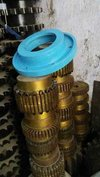 Durable Grid Spring Coupling