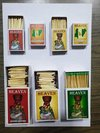 Safety Matches Boxes For Household