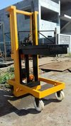 Hydraulic Stacker For Warehouse