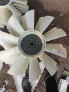 Plastic Car Radiator Fan