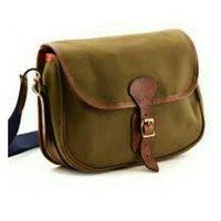 Rexine Ladies Green Fashion Shoulder Bag