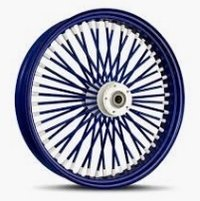 Motorcycle Wheel Spokes