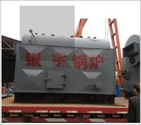 Wood And Coal Fired 0.5 Ton Steam Boiler