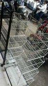 Showcase Metal Basket With Superior Finish