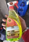 Car Interior Liquid Cleaner