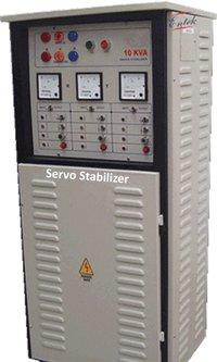 Industrial Servo Stabilizer