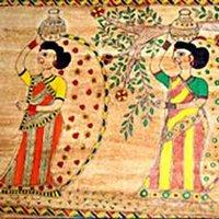 Ethnic Madhubani Paintings