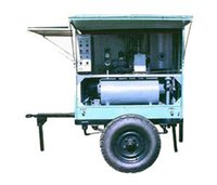 Mobile Type Transformer Oil Filtration And Dehydration Plant