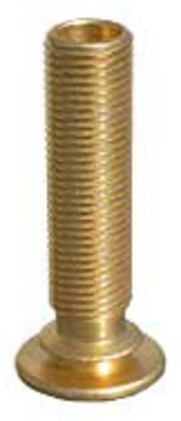 Rust Proof Groove Type Brass Stem Without Rubber Base