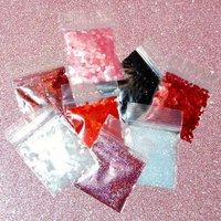 Neon Colors Glitter Powder For Fabrics