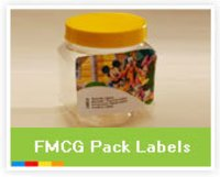 Fmcg Pack Label