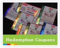 Redemption Coupon
