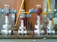 Electric Motor Operated Gate Valve