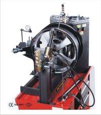 Zetamak Rim Straightening Machine