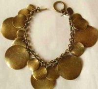 Fashionable Brass Metal Bracelet